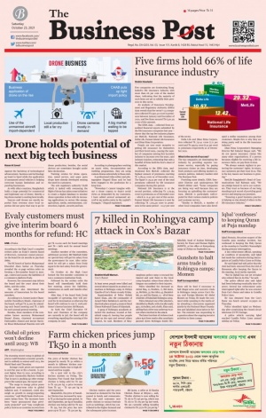 Printed version of Business Post