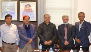 ICMAB delegation meets BSEC chairman