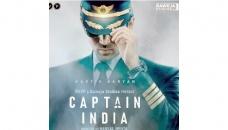Kartik turns pilot for 'Captain India'