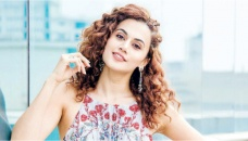 Taapsee to feature in a double role in 'Blurr'