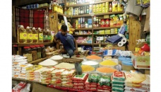 Kitchen markets empty as price remains stable