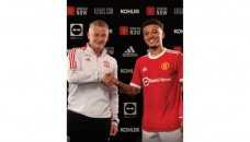 Manchester United sign Sancho