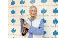 Yunus calls for breaking vaccine inequality, profit wall