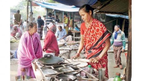 Gopalganj Bou Bazar, a symbol of women empowerment
