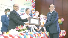 IDLC receives highest taxpayers' recognition