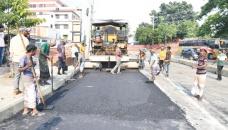 Rajshahi City steps up to end traffic congestions