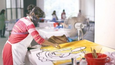 Two-day art camp on PM Hasina held at BSA