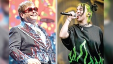 From NY to Seoul, Billie Eilish, BTS in global climate, vaccine concerts