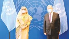 Guterres: Bangladesh a 'development miracle'