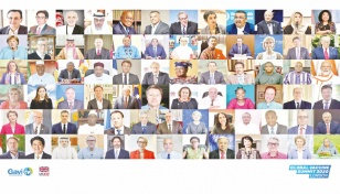 Global leaders commit support for equitable access to Covid vaccines