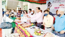 304 students get health cards in Lakhshmipur