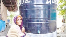 Many in Bagherhat taking to rainwater for survival