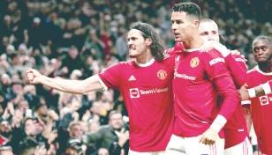 Ronaldo saves Man Utd again, Chelsea and Bayern cruise