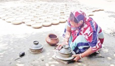 Cumilla pottery: Heritage on the verge of extinction