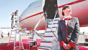 Booming private jet market stretches rich buyers