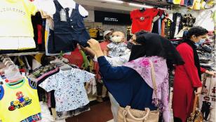 Sino-Indian kids' clothes dominate Eid market
