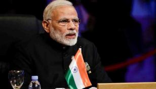 Modi gets second dose of Covid vaccine
