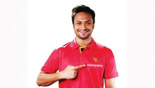 Shakib now Asian Paints brand ambassador