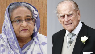 PM mourns Prince Philip's death