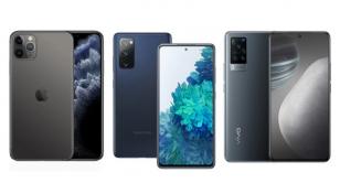 Smartphones to choose in 2021