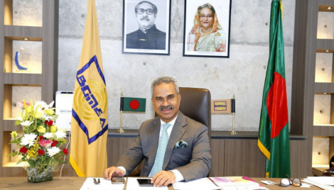 BGMEA chief for focusing on non-cotton products
