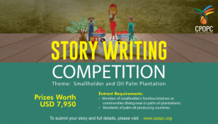 Short story competition on palm plantation launched