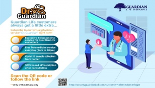Guardian Life launches telemedicine service for clients