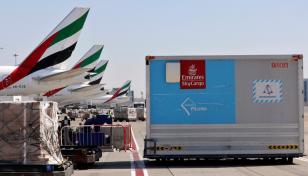 Emirates enhances jab transport capabilities