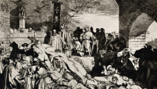 Comparing Covid 19 with the Great Plague?