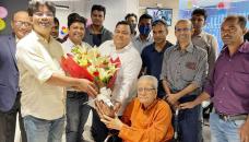 Toab Khan joins as editor of new 'Dainik Bangla'