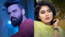 Habib introduces Zarin in playback with Olike's 'Galui'