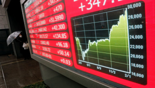 Asian markets mixed with outlook upbeat