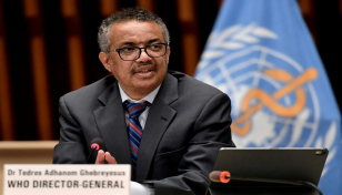 Nearly 20 EU countries back Tedros second term as WHO chief