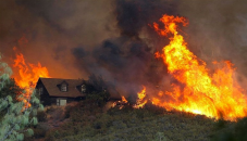 California witnesses 7,860 wildfires, 3.4 mn acres burned this year