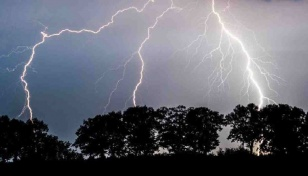 Here's how to stay safe during lightning